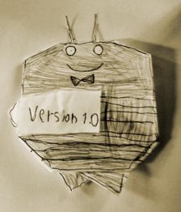 Software bug version 1.0