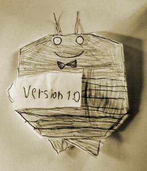Software bug version 1.0