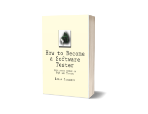 Textbook How to Become a Software Tester